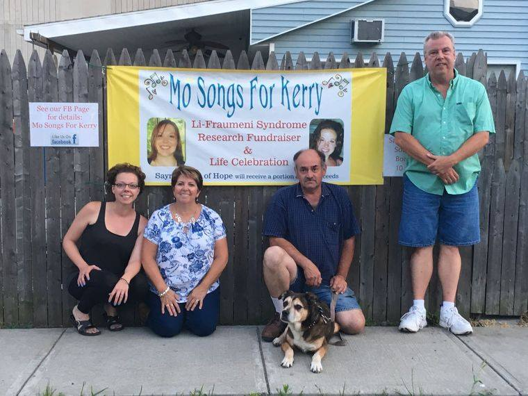 Mo songs for Kerry Hiigins fam
