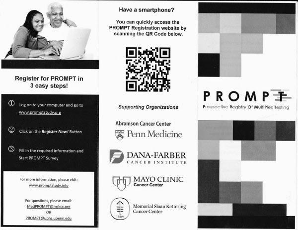 Prompt brochure