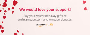 Amazon Smile - Valentine's Day 2018