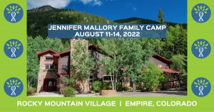 Living LFS Jennifer Mallory Family Camp 2022