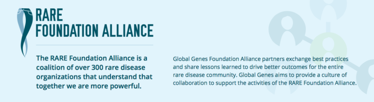 Global Genes RARE Foundation Alliance