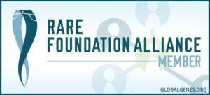 Global Genes RARE Foundation Alliance Member