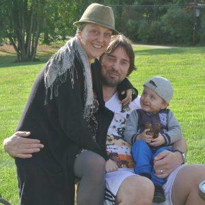 Ilonka, Marc and Kaj