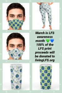 Tangled Up in Bows: Li-Fraumeni Syndrome Awareness Day 2021