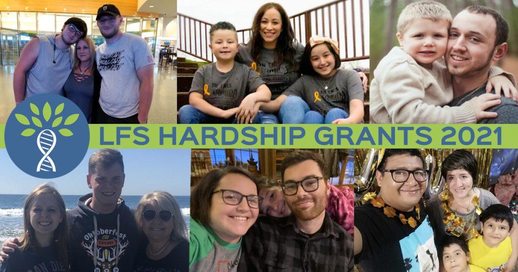 2021 LFS Hardship Grants
