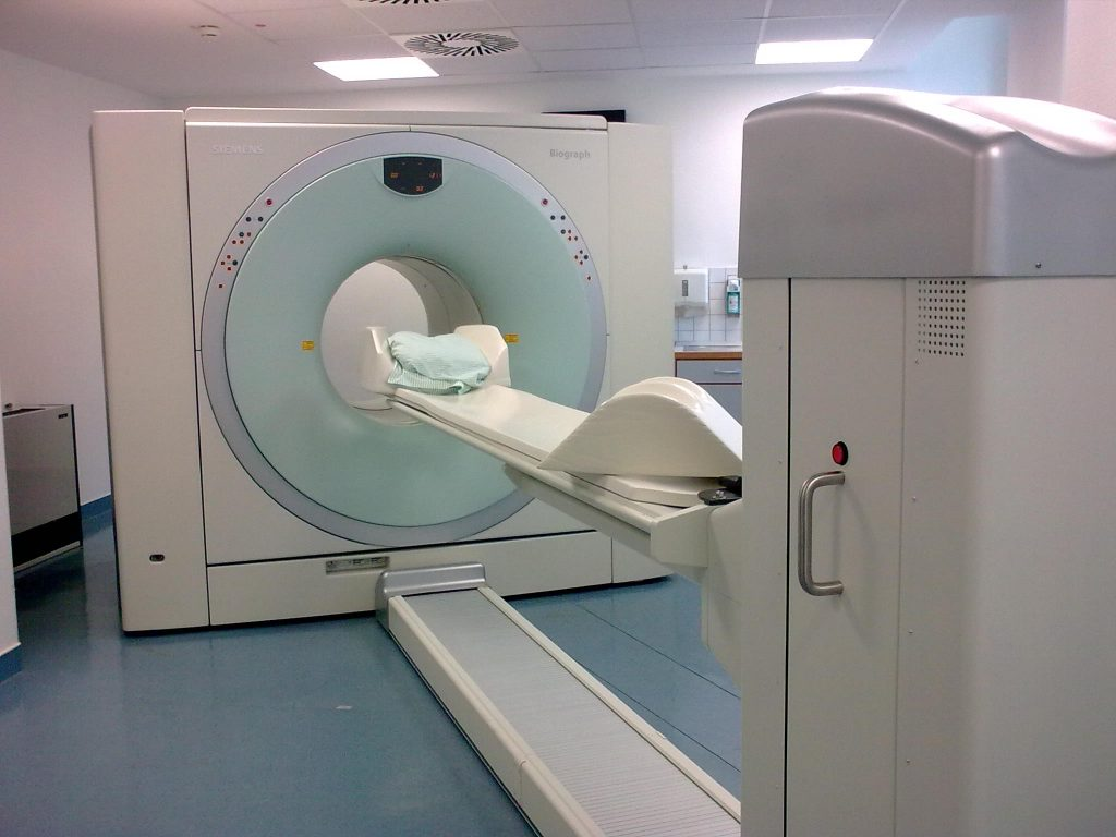Positron Emission Tomography and Computed Tomography, or PET-CT