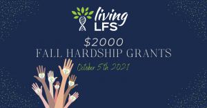 Fall 2021 LFS Hardship Grants
